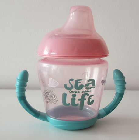 Kubek niekapek Canpol Sea Life