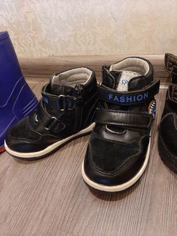 Обувь весенне-осенние