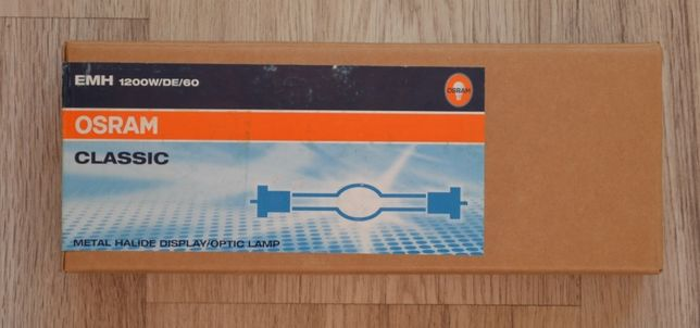 Металло-галогенная лампа OSRAM EMH 1200W аналог OSRAM HMI 1200XDXS
