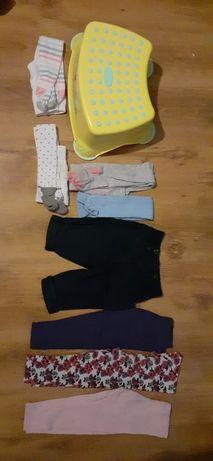 Paczka ubrań dla dziewczynki