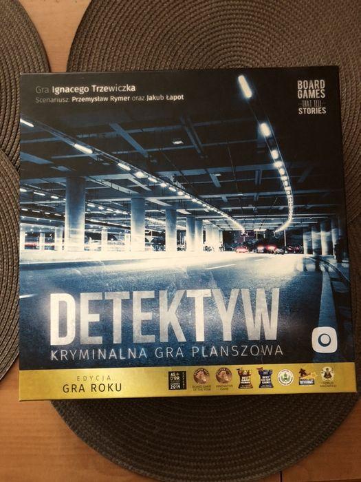 """Gra planszowa """"Detektyw"""" Wołomin - image 1"""