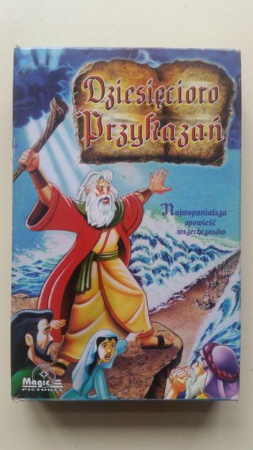 Kaseta VHS Dziesięcioro Przykazań