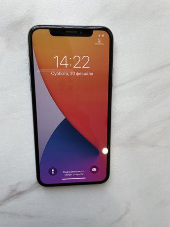 Продам iPhone X 256 (Silver)