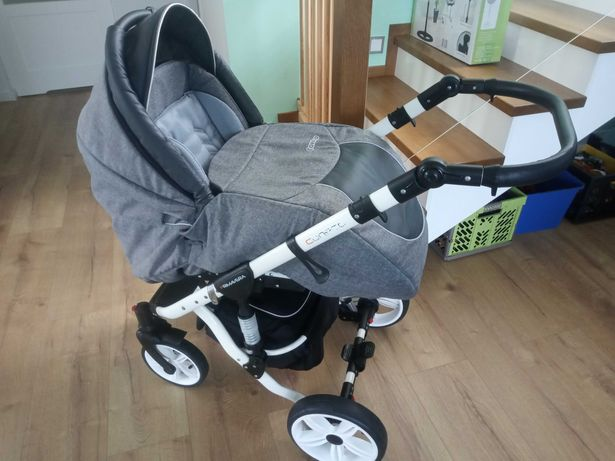 Wózek Coneco 3w1