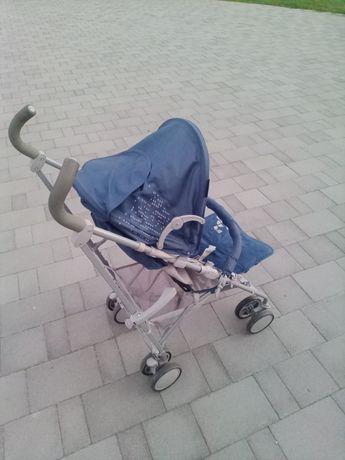Wózek,spacerówka, parasolka