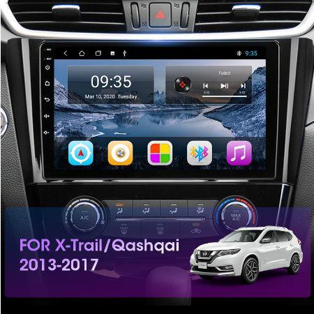 Штатная магнитола Nissan Qashqai 2/32G 4G 2014+ (Android 10.0)
