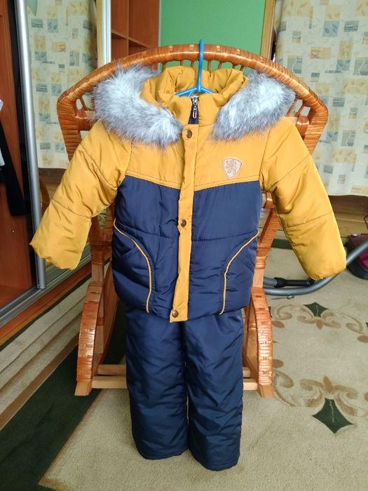 Зимові комбінзони для хлопчиків. Калуш - изображение 1