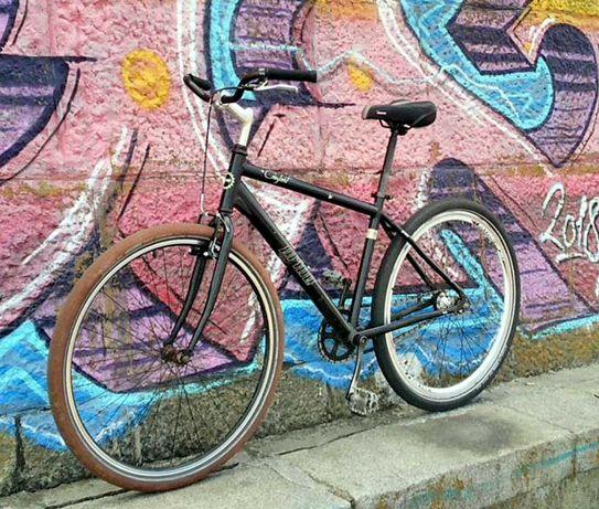 Pride Comfort легкий велосипед 12.5 кг алюминиевый синглспид