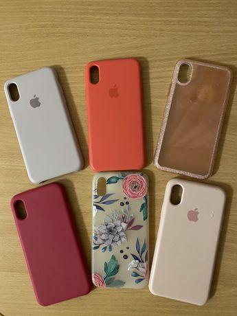 Чехлы для Iphone X/XS (10) айфон 10