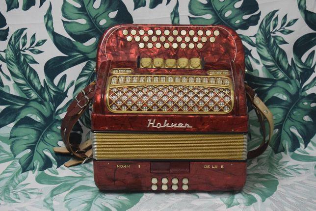 Concertina Hohner Norma III, 3 Voz N 15