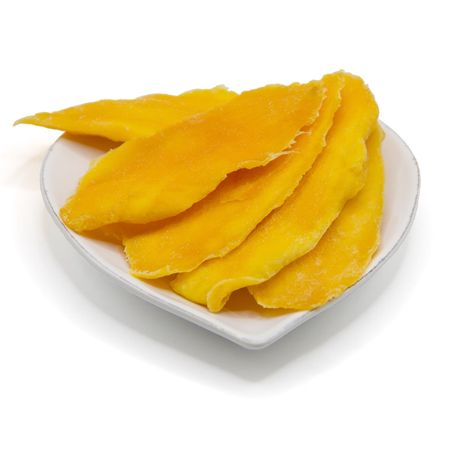 Манго сушеное без сахара, натуральное