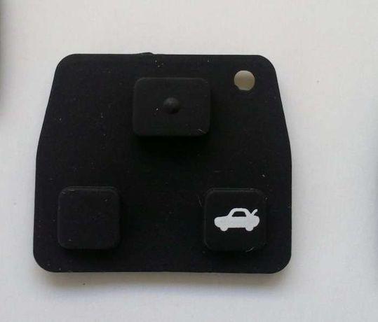 caixa Tapete de borracha Chaves Toyota Yaris, Corolla, Lexus Aventis ,