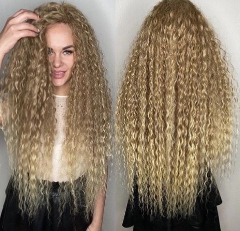Наращивание волос 3500 грн ( волосы + работа) Киев