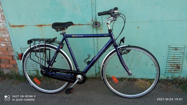 Велосипед алюминиевый Giant из Германии