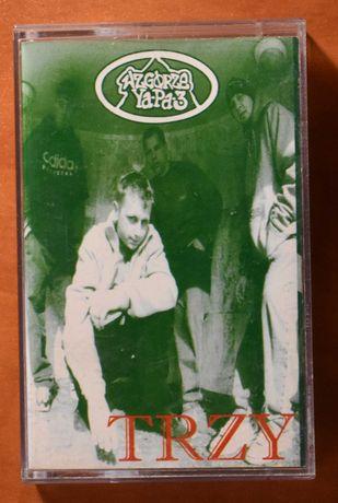Wzgórze YA PA 3 - TRZY 1998 kaseta