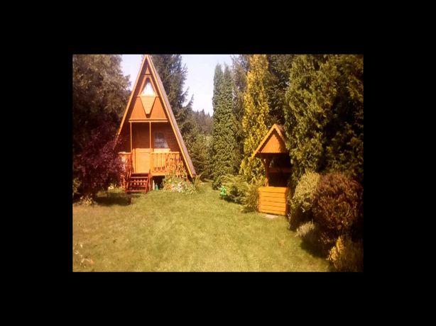 Działka rekreacyjna z domkiem, stanowiąca uroczy zakątek - 500m2