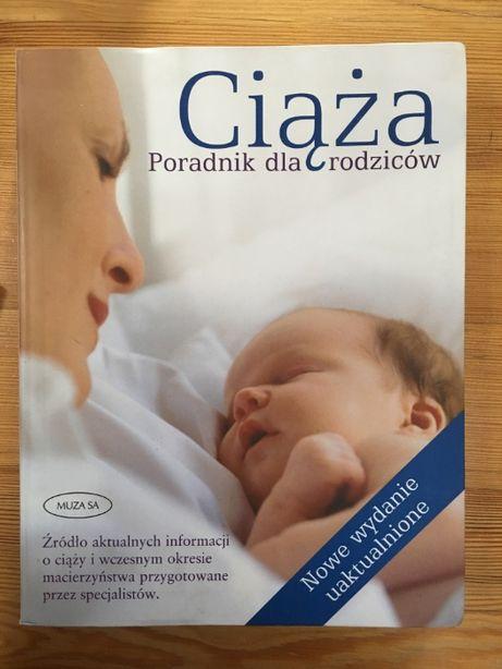 Książka Poradnik dla rodziców Ciąża Wyd.Muza