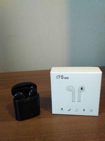 Блютуз навушники TWS i7S