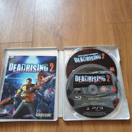 Dead rising 2 steelbook ps3