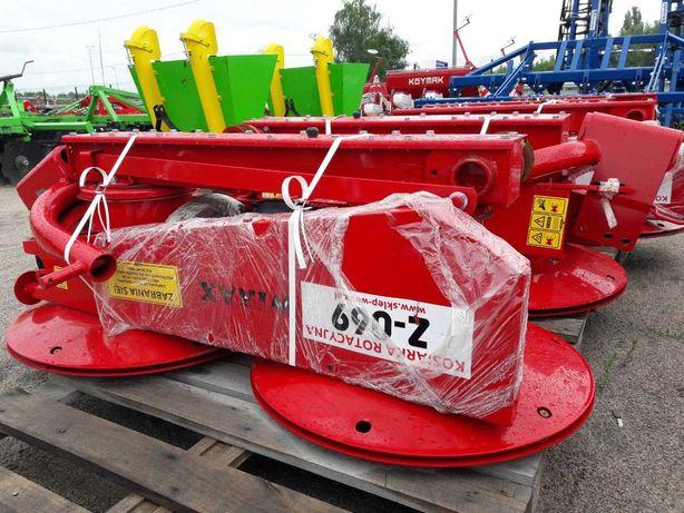 Косарка ротаційна 1,35 м на Китайський трактор Wirax