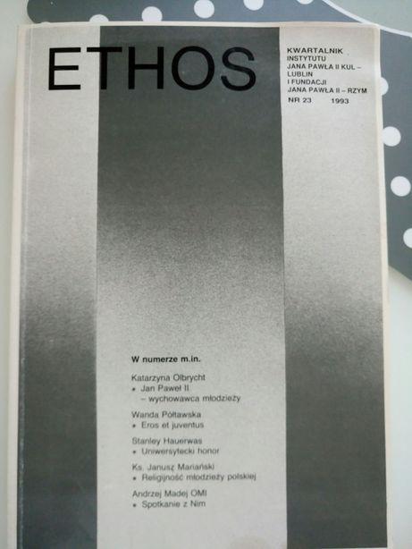 Ethos nr 23 rok 1993 kwartalnik