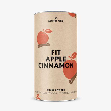Natural mojo fit shake Apple Cinnamon