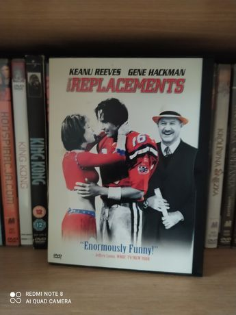 Film dvd Sezon rezerwowych -napisy PL Snapper  Reeves Hackman