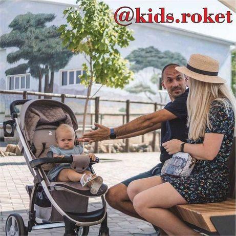 Детская коляска универсальная Каррелло Виста 2в1