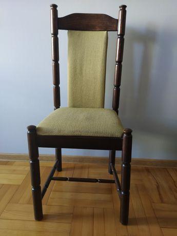 Krzesła PRL, komplet 6 sztuk.