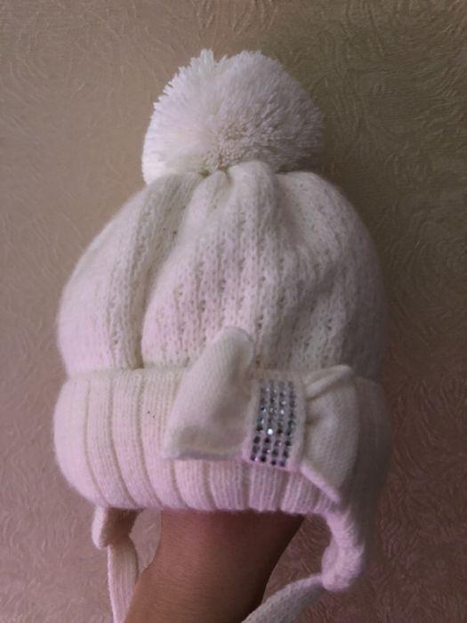 Шапочка для дівчинки. (Зима) Ровно - изображение 1