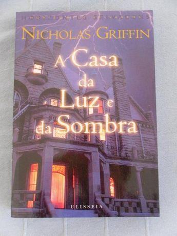 A Casa da Luz e da Sombra de Nicholas Griffin