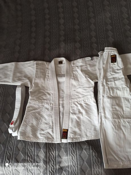 Judogi, kimono