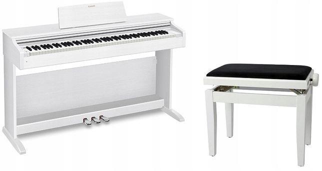 Casio AP270 piękne pianino cyfrowe, bogate brzmienie, super klawiatura