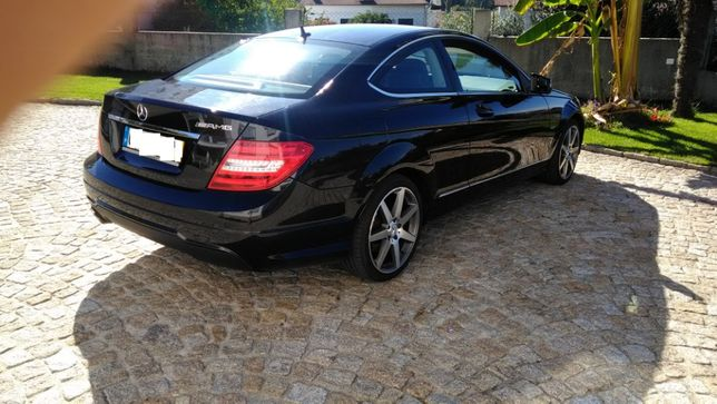 Mercedes C220 Cdi Coupe (90.000Kms)
