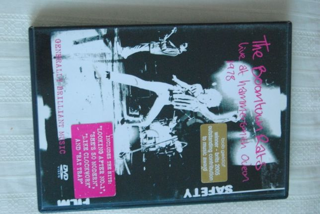 The Boomtown Rats*Live at Hammersmith Odeon 1978/DVD