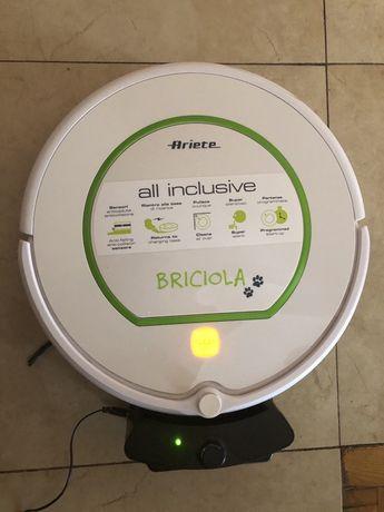 Робот-пылесос ARIETE 2711 WhGr