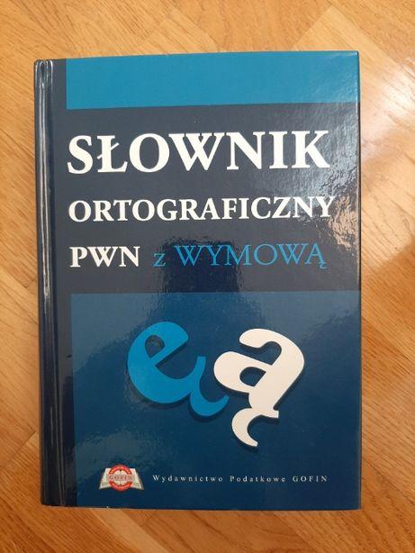 Słowniki ortograficzne