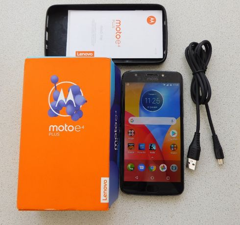 Motorola Moto E4 Plus (GSM/CDMA)