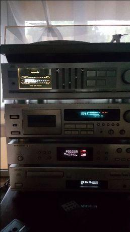 Sprzęt audio zestaw