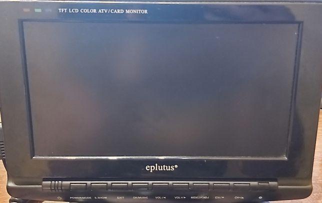 (302/20) Cyfrowy mini telewizor LCD