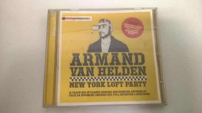 Armand Van Helden - New York Loft Party (portes incluídos)