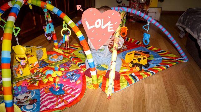 Дитячі ігрові коврики