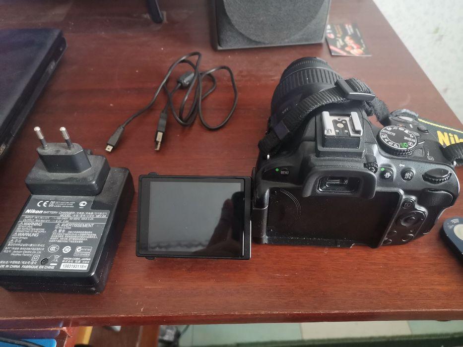 продам зеркальный фотоаппаратNikon D5100 Днепр - изображение 1