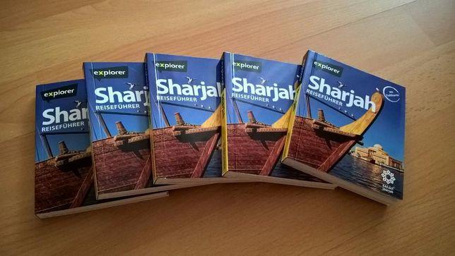 Sharjah - przewodnik wersja niemiecka. Zjednoczone Emiraty Arabskie