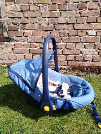 Nosidełko, forelik samochodowy dla niemowląt
