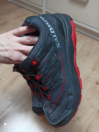 Buty trekkingowe Salomon dla chłopca r 36