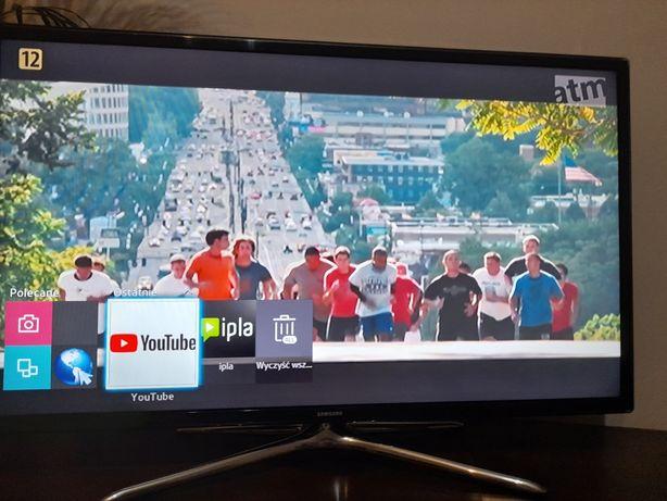 Telewizor Samsung 40 cali, smart tv, netflix, wifi, 3D