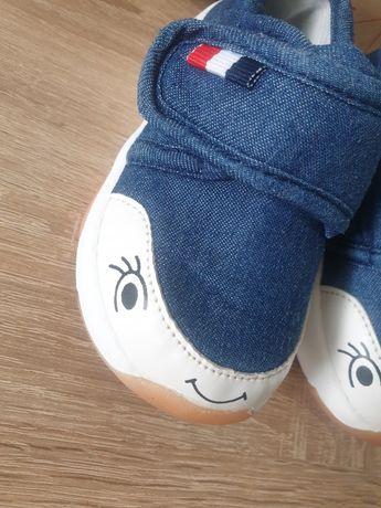 Buty buciki dziecięce rozmiar 23 tenisówki sneakersy