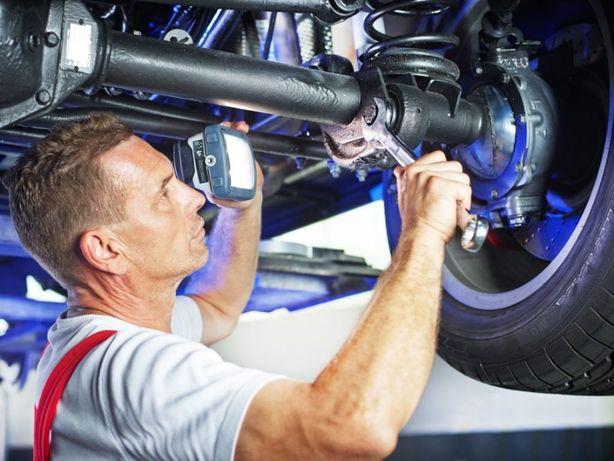 Качественная диагностика, ремонт ходовой и подвески автомобиля.