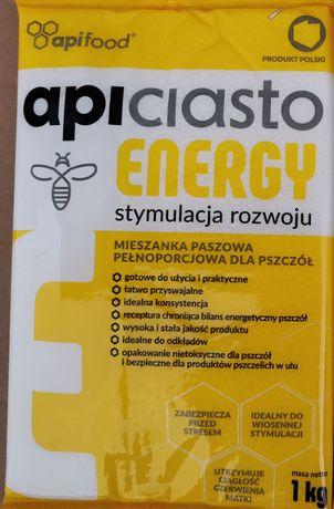 APIFOOD - pokarm dla pszczół apiciasto ciasto ENERGY apifood 100%